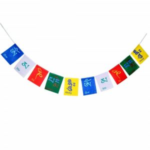 Tibetan Buddhist Prayer Flag