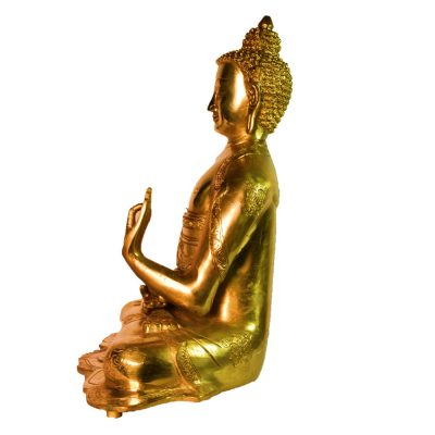 Brass Buddha Statue with fine quality
