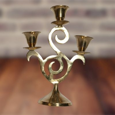 3 Piece Candle Stand