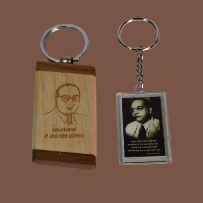 Ambedkar Kyechain (pack of 2)