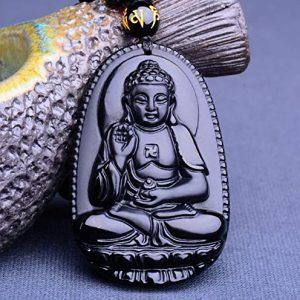 Buddha Pendant/ Necklace