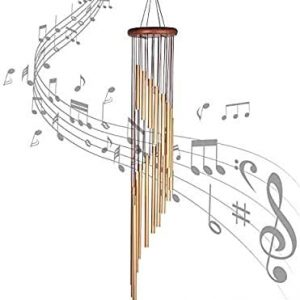Large Wind Chime for Home, Garden, Patio Decoration